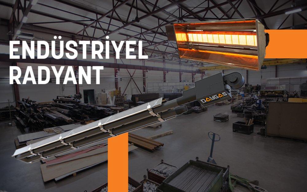 Endüstriyel Radyant