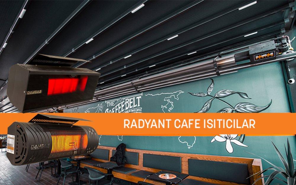 Radyant Cafe Isıtıcı