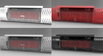 DSR 12 seramik radyant ısıtıcı