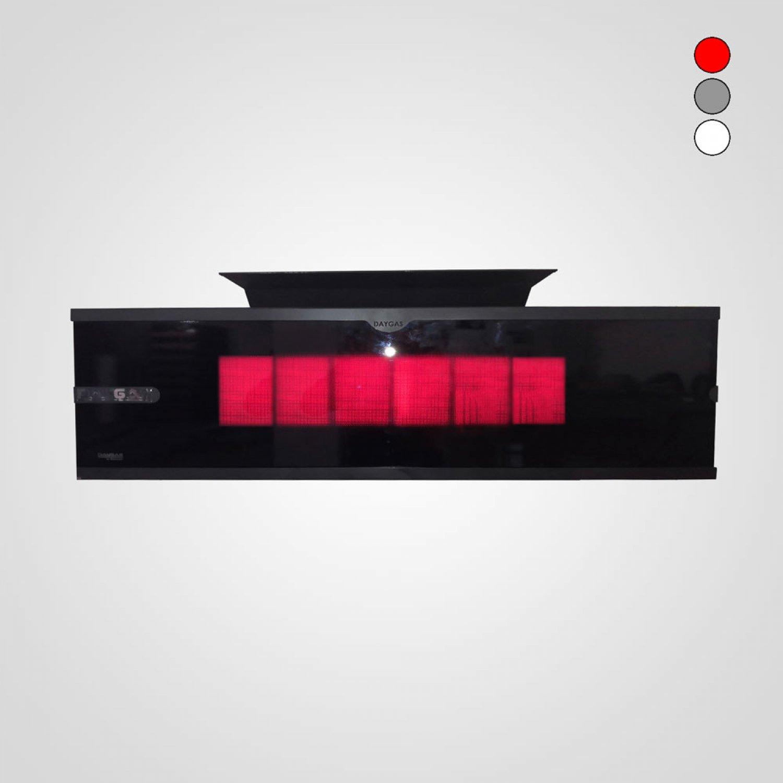 DSR 12 LCD Radyant Isıtıcı - Renkli