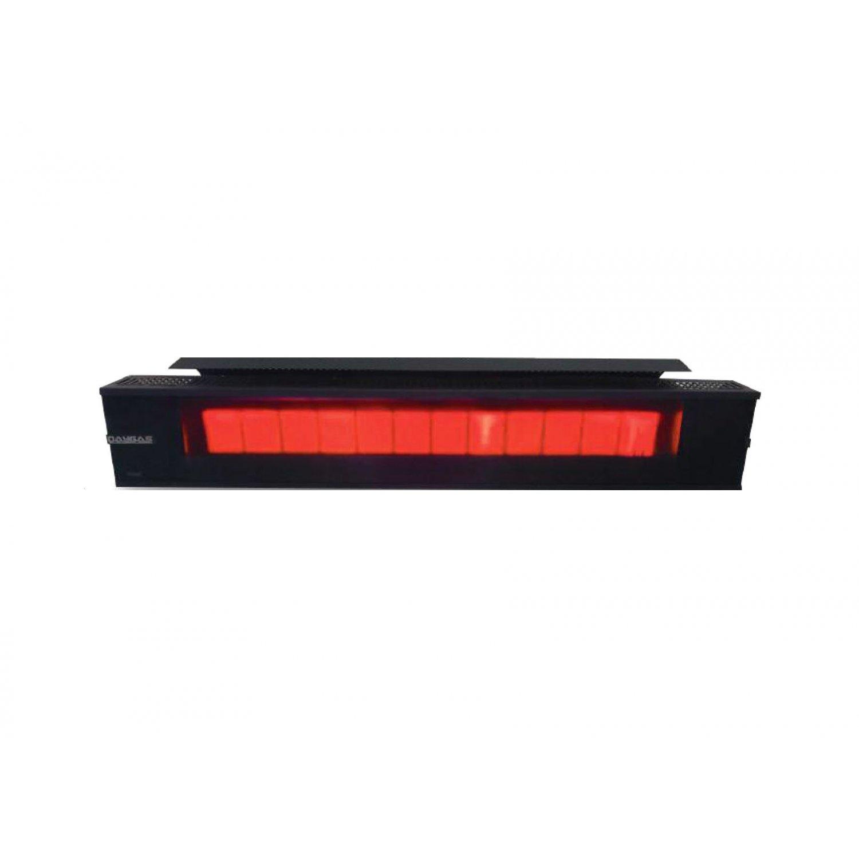 DSR 18 LCD Radyant Isıtıcı / Plus