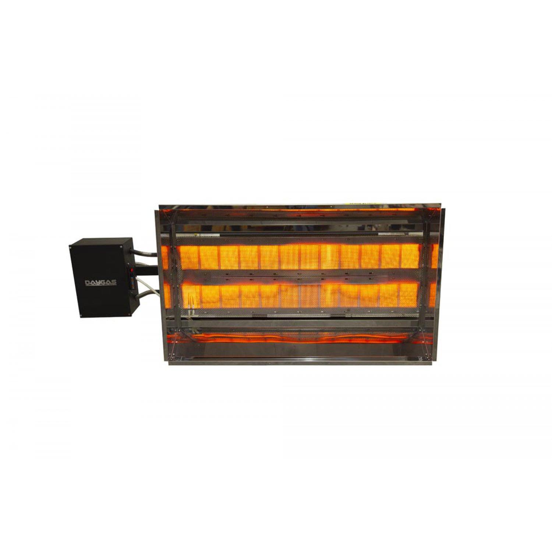 DSR 38-40 / Plus Endüstriyel Seramik Radyant