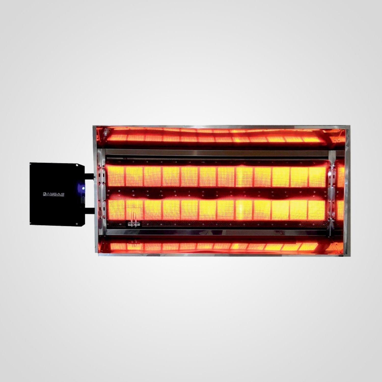 DSR 40 Endüstriyel Seramik Radyant
