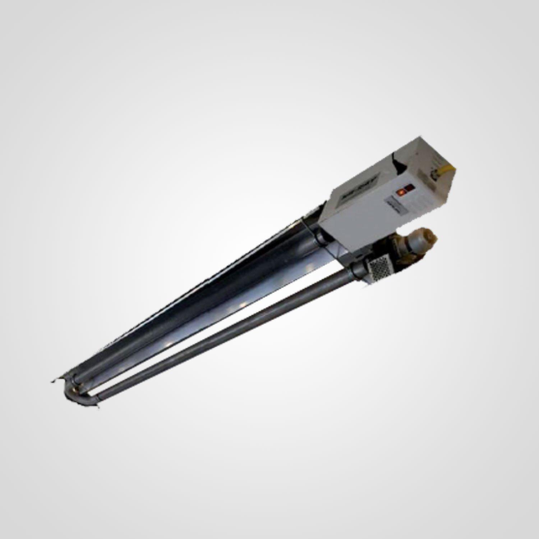 HBU 12 Borulu Radyant Isıtıcı